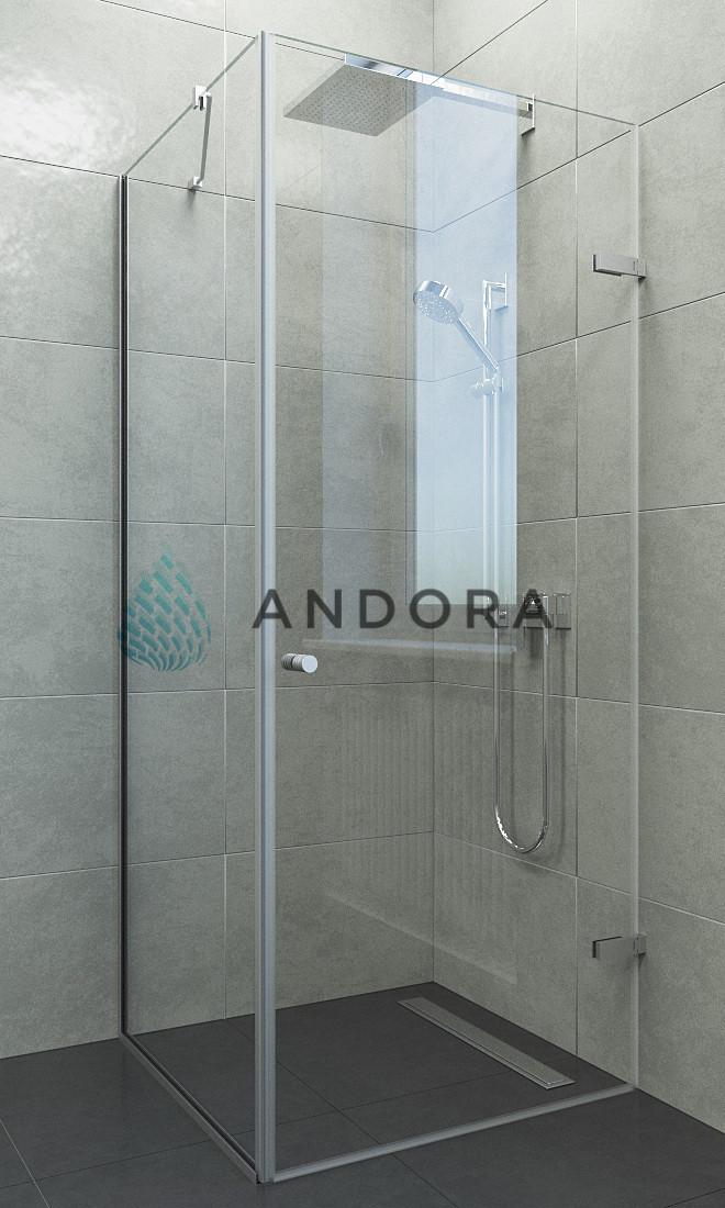 Душевая кабина Andora Breeze 80x80x200 стекло clear L / R