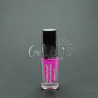 Лак-краска для стемпинга GlobalNail, 6 мл №032 (розовый)
