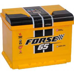 Аккумулятор Forse 65Ah 640A