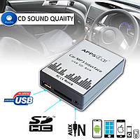 MP3 usb sdcard aux для штатной магнитолы Toyota Lexus Scion