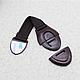 Универсальный тканевый замок на липучках. Оптом, фото 2