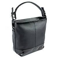Женская сумка-мешок М57-47/лак, фото 1
