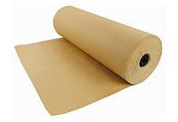 Бумага в рулоне,ЮТЭК , плотность 160 г/м2, ширина рулона 75 см, 100 пог. метров коричневая КБР-100 -160