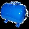 Гидроаккумулятор 100л. с манометром 10bar горизонтальный