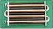 Теплообменник основной отопления для котла DAEWOO GASBOILER, фото 2