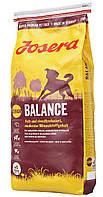 JOSERA Balance с домашней птицей (Йозера Баланс сбалансированный корм для взрослых собак с минимумом жиров)