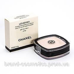 Пудра 2 в 1 Chanel Les Beiges pouder belle mine naturelle ( 3 цвета)