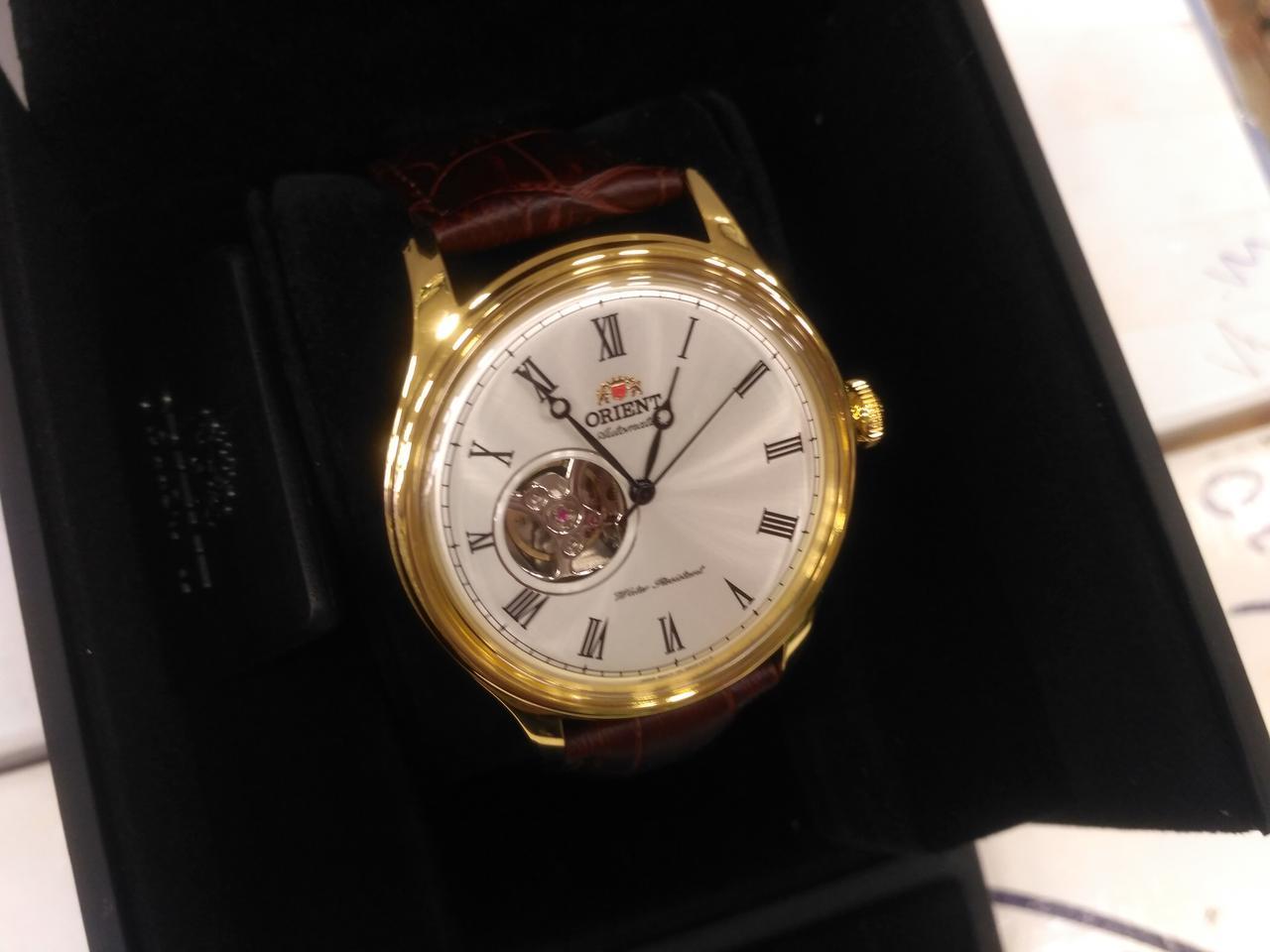 Часы ORIENT FAG00002W0   ОРИЕНТ   Японские наручные часы   Украина   Одесса  -