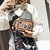 Сумочка через плечо с вышивкой, фото 3