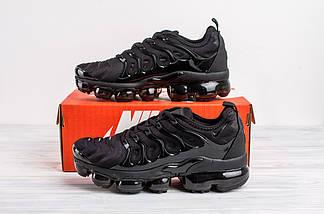 Мужские кроссовки Nike VaporMax TN Plus / найк / реплика (1:1 к оригиналу), фото 3