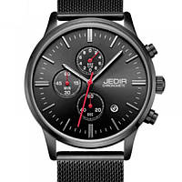 Megir Мужские часы Megir Style Black
