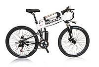 Электровелосипед Hummer electrobike foldable Белый 750 (20181116V-18)