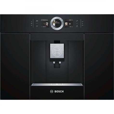 Кофемашина встраиваемая автоматическая Bosch CTL636EB1, фото 2