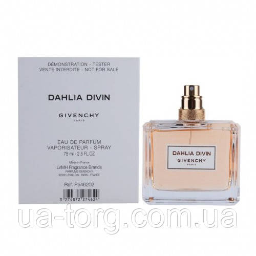 Тестер женский Givenchy Dahlia Divin