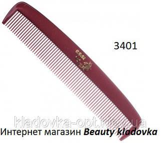 Расческа мужская карманная 3401