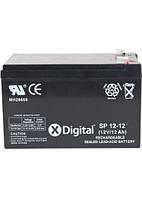 Аккумуляторная батарея X-Digital 12V 12Ah