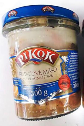 Консервированная тушенка Pikok Mięsny przysmak 300 g