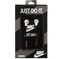 Наушники вакуумные универсальные Nike
