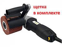 ✅ Шлифмашина щеточная Титан PSM11120 (в комплекте абразивная щётка)