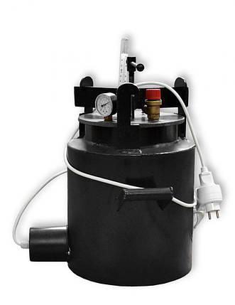 Автоклав электрический УКРПРОМТЕХ ЧЕ-8 electro , фото 2