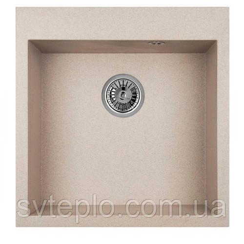 Гранитная кухонная мойка Minola MSG 1050-51
