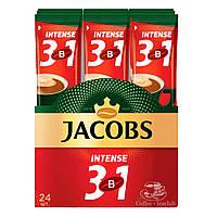 Кофейный напиток Jacobs 3в1 Intense (24X14.8 г)
