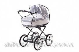 Дождевик для коляски Qvatro DQB-1 клеёнка
