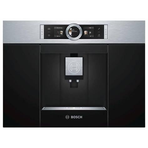 Кофемашина встраиваемая автоматическая Bosch CTL636ES1, фото 2