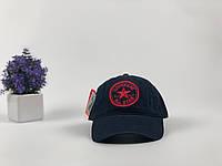Кепка бейсболка Converse (темно-синяя)