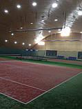 Теннисная трава искусственная  , фото 3