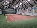 Теннисная трава искусственная  , фото 4
