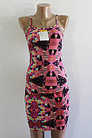 Костюм летний женский Stylist розовый 40-46, фото 1