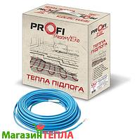Теплый пол в стяжку ProfiTherm Eko-2 16.5W/m (Украина) - двужильный нагревательный кабель 24м - 2.7м² (400Вт)