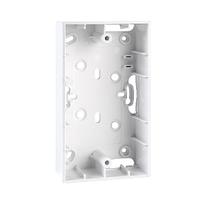 Коробка для наружного монтажа 4-мод Schneider Electric Unica Белый (MGU8.104.18)