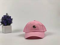 Кепка бейсболка Hundreds Rose (розовая )