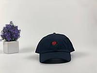Кепка бейсболка Hundreds Rose (темно-синяя)