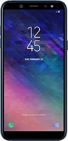 Смартфон Samsung Galaxy A6 A600FD Blue UA-UСRF