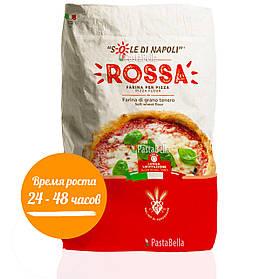 "Итальянская мука для пиццы ""Красная"" - Farina di grano tenero tipo ""00"" Sole di Napoli ROSSA 25кг"