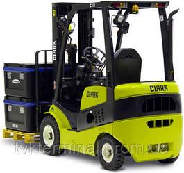 Погрузчик дизельный CLARK C15D в рассрочку, продажа и аренда