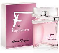 Женская парфюмированная вода salvatore ferragamo f for fascinating 30 мл (копия)