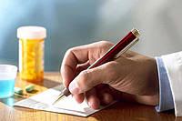 О новых правилах для выписки рецептов у врача.