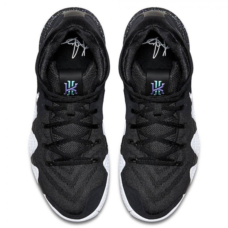 3bed3ce21ef4 ... Баскетбольные кроссовки Nike Kyrie 4   BlackWhite   Арт. 2646, ...