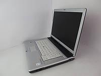 "15.4"" FUJITSU SIEMENS LIFEBOOK E8110 CORE2DUO T5500 1.66 MHZ 2GB RAM 80GB HDD"