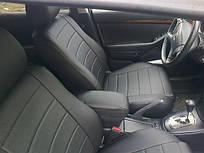 Авточехлы в автомомиль на сиденья из Кож-винила, Автоткани Chevrolet Lanos / ZAZ Lanos