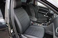 Авточехлы в автомомиль на сиденья из Кож-винила, Автоткани  Дэу Сенс/ Daewoo Sens / ЗАЗ Sens /  Daewoo Lanos/