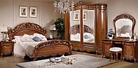 Спальня Аллегро 1Д1 (Орех)