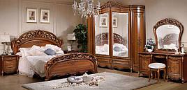 Спальня Аллегро 1Д1 (Орех) (с доставкой)