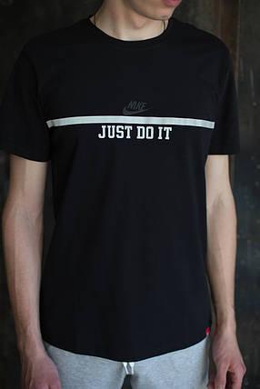 Мужская футболка Nike Just Do It, фото 2