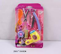 Парикмахерский набор (фен, ножницы, бигуди, заколки, пилочка, расческа…), 60115