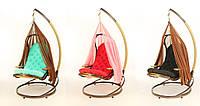 Подвесные качели EVO с подушкой